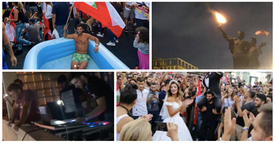 The Lebanese Rise Up–And So May We All
